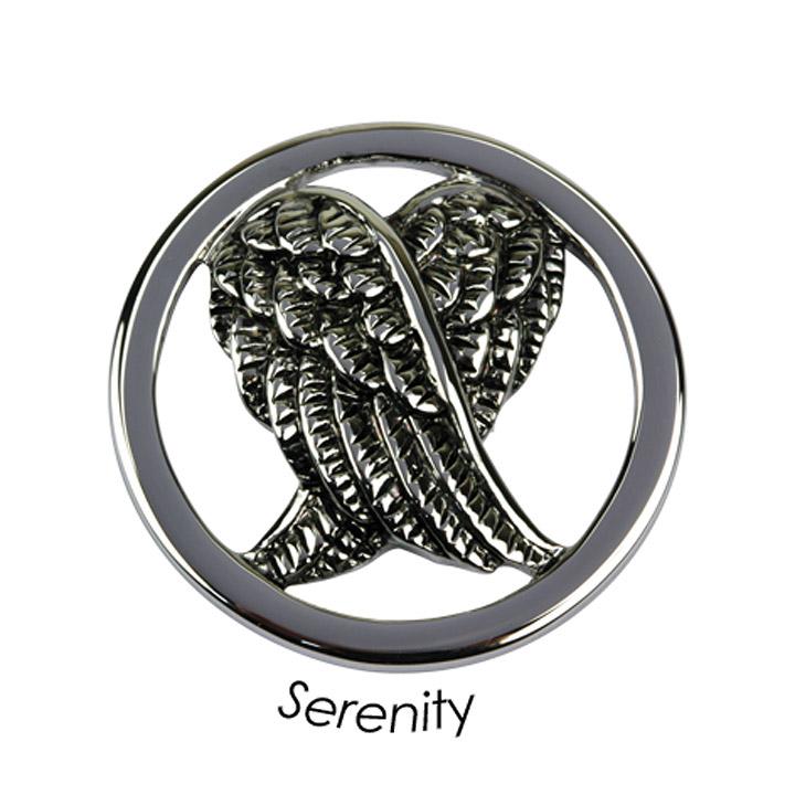 Wechsel-Münze Serenty, L