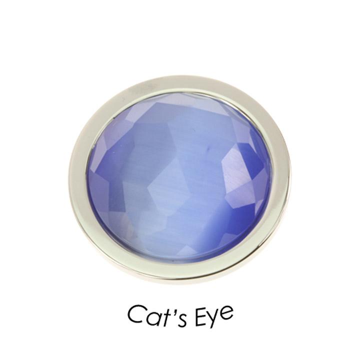 Wechsel-Münze Blue Cats Eye, M