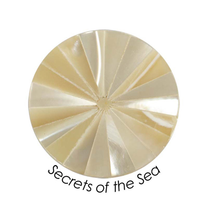 Wechsel-Münze Mother of Pearl, Secrets of the Sea, M