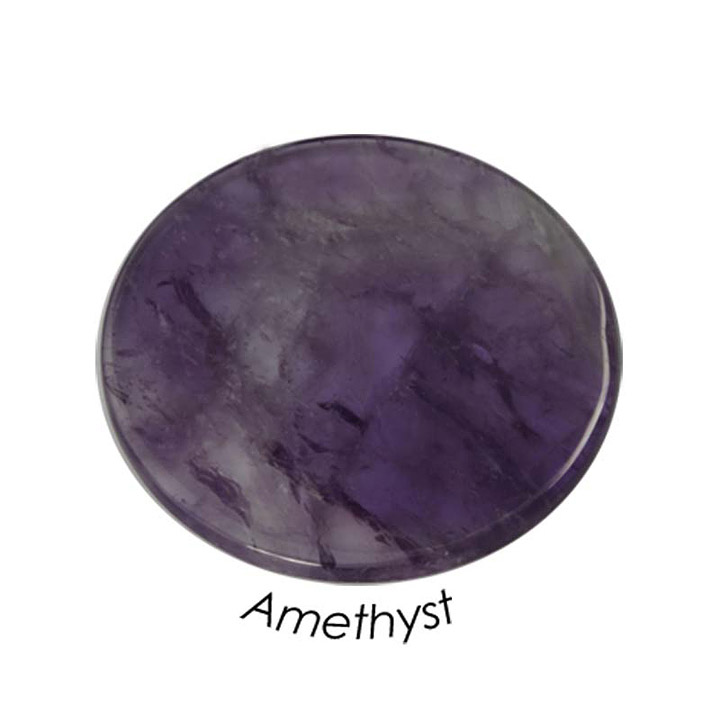 Wechsel-Münze Precious, Amathyst, S