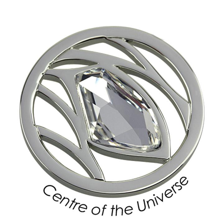 Wechsel-Münze Centre of the Universe, L