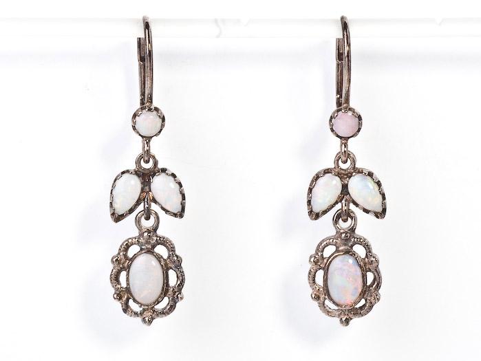 Ohrringe Opal 925