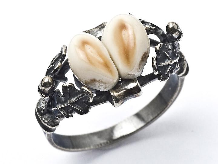 Ring Grandl 925 Silber