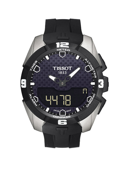 Armbanduhr Herren T-TOUCH EXPERT SOLAR