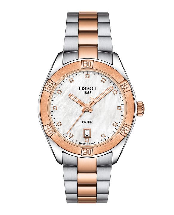 Armbanduhr Damen PR 100 SPORT CHIC