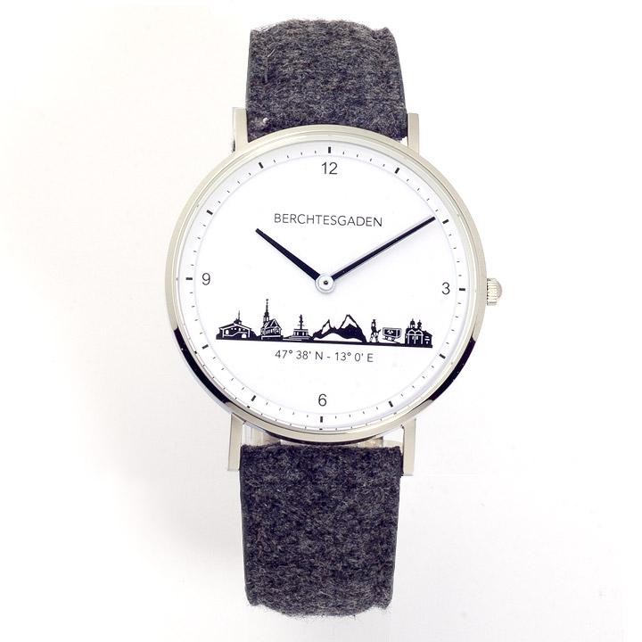 Armbanduhr Berchtesgaden Herren Filzband