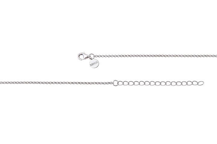 Kette 925 Silber 40-45 cm