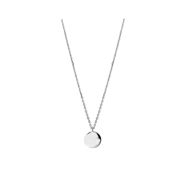 Collier 925 Silber Zirkonia 40 - 45 cm