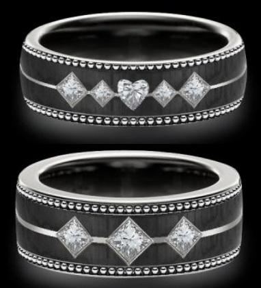 Diamanten auf Carbon - Diamanten kleben? Haltbarkeit?