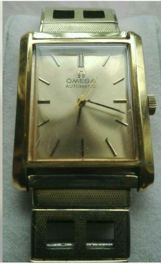 Alte Omega Uhr