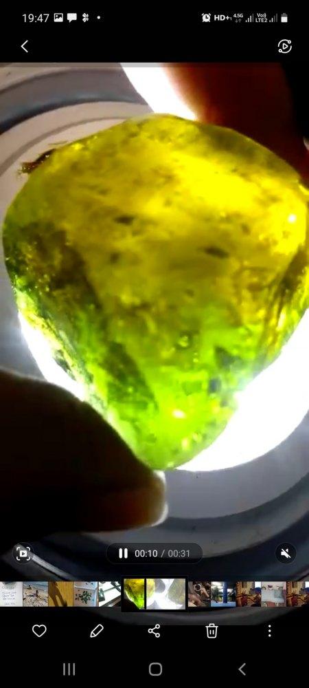 Wie sollten wir mit diesem potentiellen Rohdiamanten verfahren