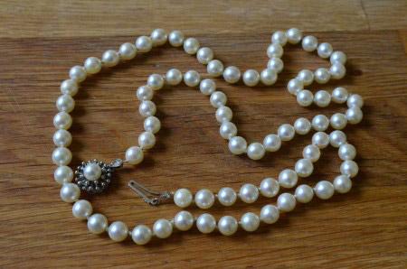 Wert von Perlenkette (Erbstück meiner Oma) · Schmuckforum