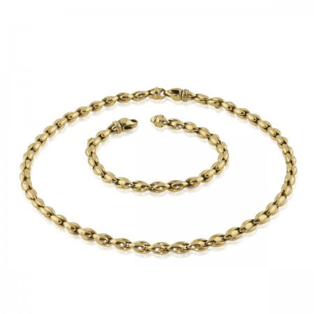 Für dicke männer goldketten 333er, 585er,