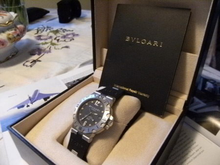 Bulgari Chronometer