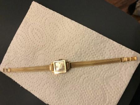 Kleine Uhr Oriental