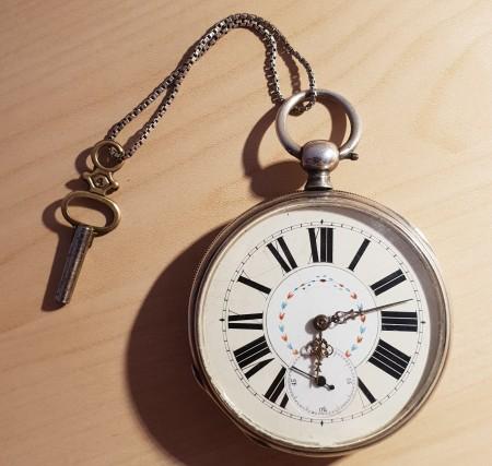 Uhr Bestimmen