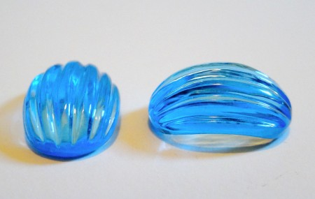 5 x TOPAS SWISS BLUE  aus Goldschmiede zu verkaufen