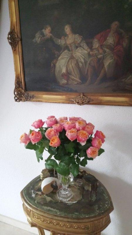 Kornelia/Mhorgaine  und Silberschweif haben Geburtstag