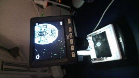 Welches Mikroskop für verifizierung Diamant