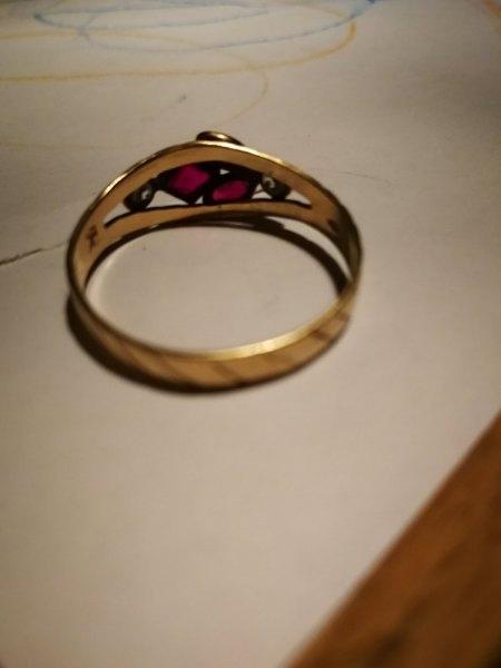Was für ein Ring