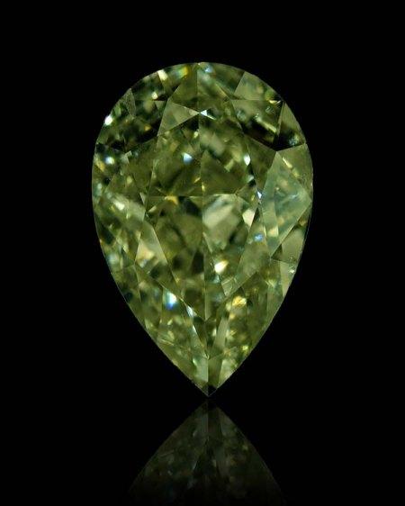 Ein echter Chamäleon/Chameleon-Diamant!