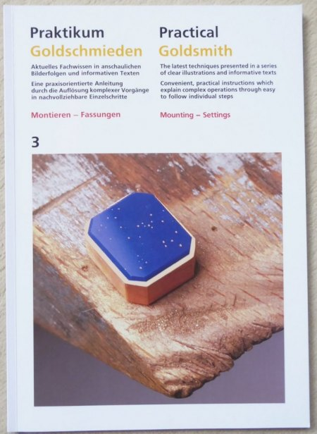"""11 Hefte Serie """"Praktikum Goldschmieden"""" zu verkaufen"""