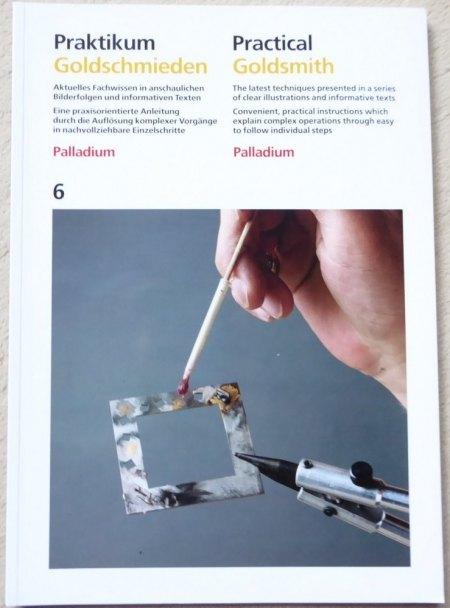 "Verkaufe: 2 Hefte ""Praktikum Goldschmieden"" Platin & Paladium"