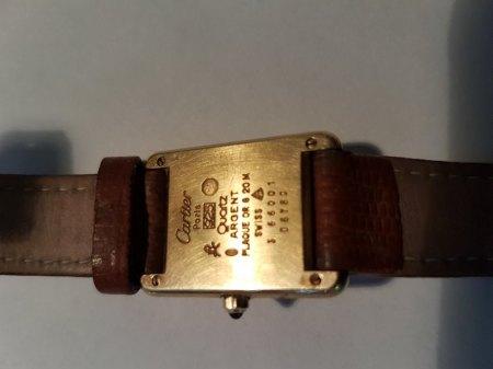 Cartier Uhr geerbt möchte verkaufen