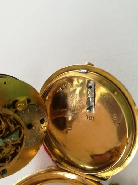 Ungefährer Wert einer Taschenuhr