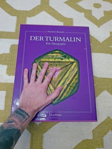 Der Turmalin - Friedrich Benesch