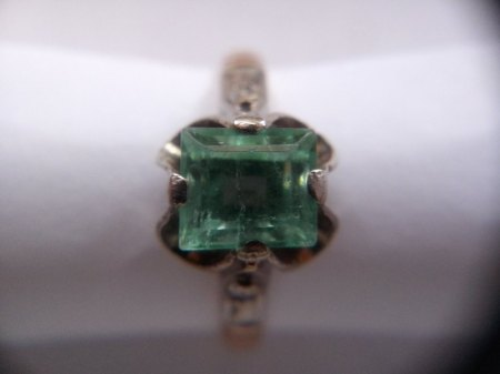 Grüner Stein bestimmen