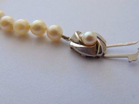 Was ist diese alte Perlenkette wert?