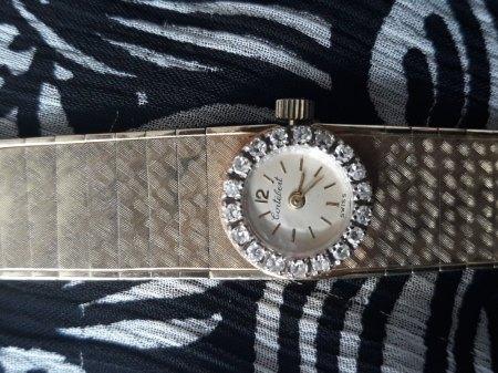 Wertschätzung für Cortebert Damenuhr gold 585