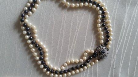 Perlenkette Armband