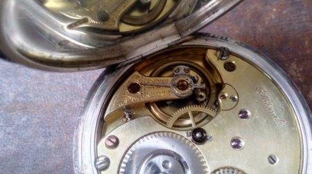 Bitte um Werteinschätzung einer Taschenuhr und um Erklärung der Punzen