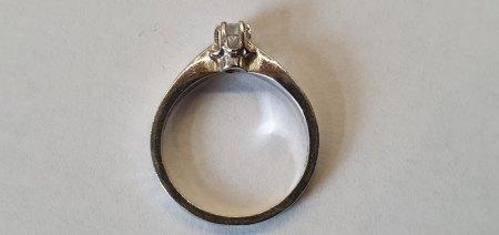 Kleiner Brillant Ring