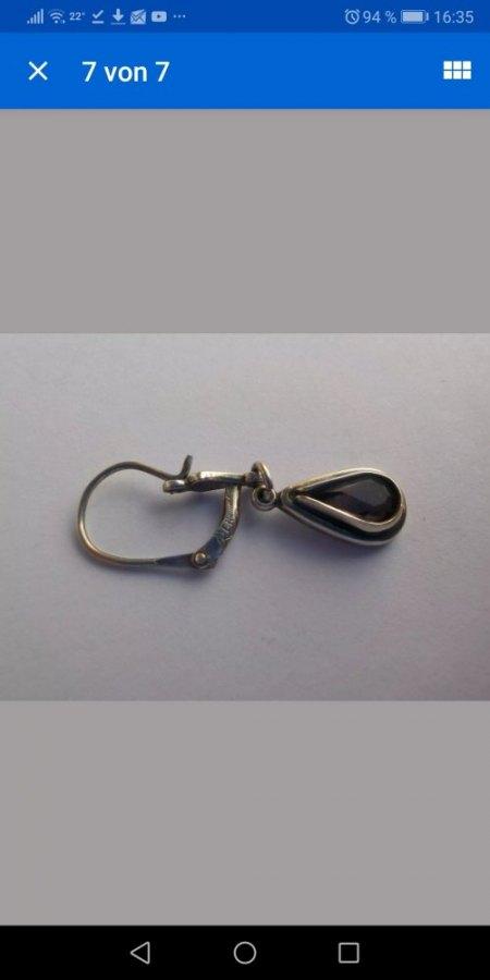 Sind das echte Ohrringe, Hersteller?