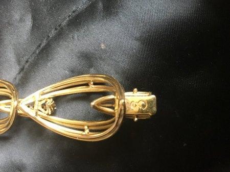 Armband 750 Gold