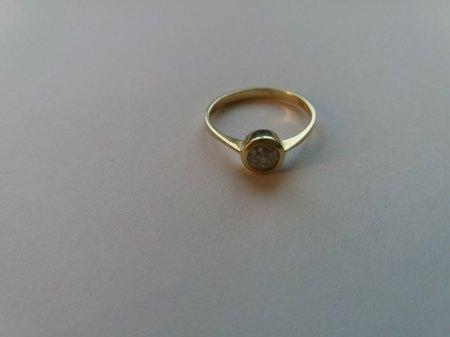 Stempel auf Goldring - Was bedeutet er?
