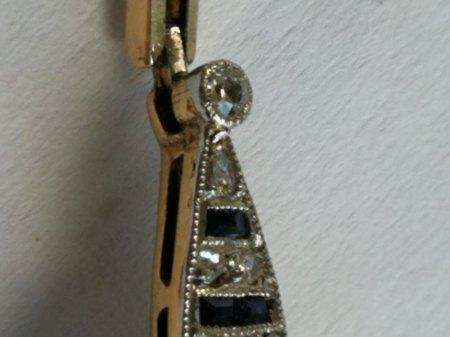 Ist das Safir in dem Armband 🤔