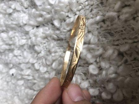 Armreif Gold - was bedeuten die Punzen?