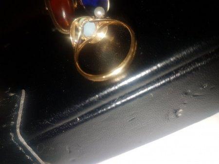 Punzierung Stempel in Ringen
