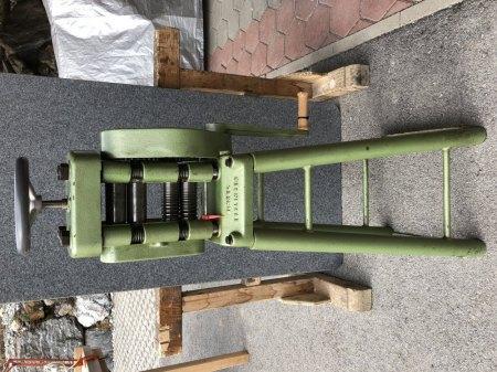 Verkaufe Doppelwalze K65 von Dinkel aus Goldschmiede-Nachlass