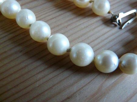 Und hier die 2. Perlenkette