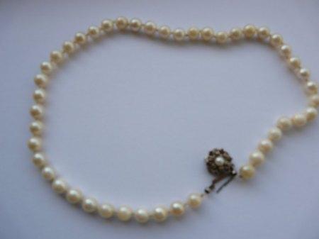 Meine 2. Perlenkette