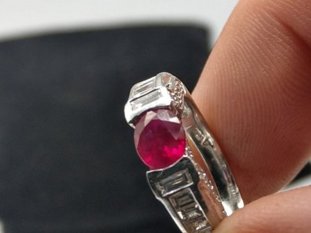 Rubin Ring bin über jede hilfe dankbar