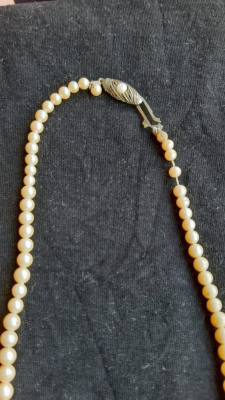 Perlenkette (einschätzen)