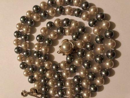 Was könnten es für Perlen sein?