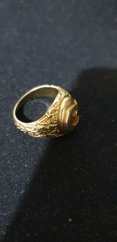Habe diesen Ring geschenkt bekommen.. wieviel ist er Wert?