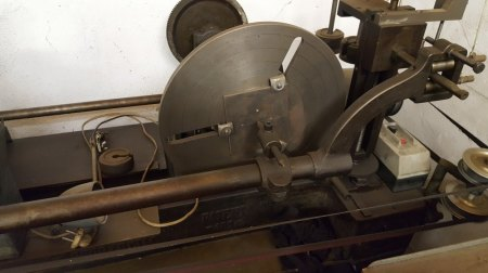 Was ist das für eine Maschine?
